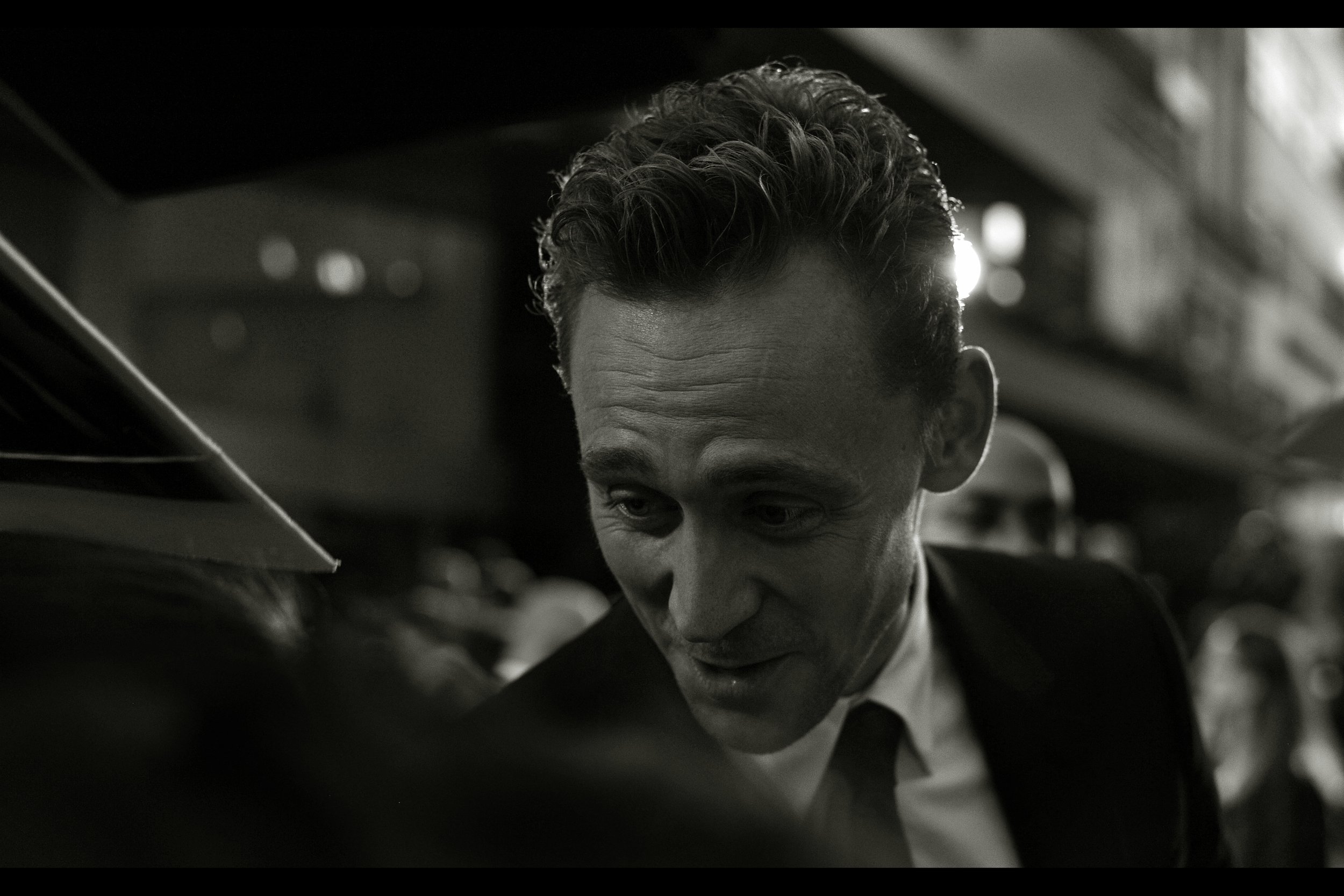 """There's more Tom Hiddleston journals? Where? TELL ME!!""   Well, there was  War Horse ,  The Deep Blue Sea ....  then after that  Thor ,  The Avengers , and  Thor The Dark World .... and  Only Lovers Left Alive ,  the 2014 Oliviers , the  2015 Baftas ... the  2012 Empire Awards  and Tuesday's  BFI Luminous Gala"
