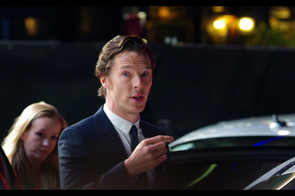 """""""You listed all of the journals you'd written featuring Tom Hiddleston for the High-Rise premiere... what about MY premieres??"""".  Fine... I've photographed Benedict Cumberbatch at events as dispirate and unique as  The Creation Premiere  (in 2009),  War Horse  ,  Star Trek Into Darkness ,  The Imitation Game ,  The Hobbit : Battle of the Five Armies ,  The 2014 BIFAs , the  2014 GQ Awards ,  the 2015 Baftas , and even the fortuitous shooting of scenes  for the upcoming Sherlock Christmas Special  north of the street where I work (you're welcome)"""