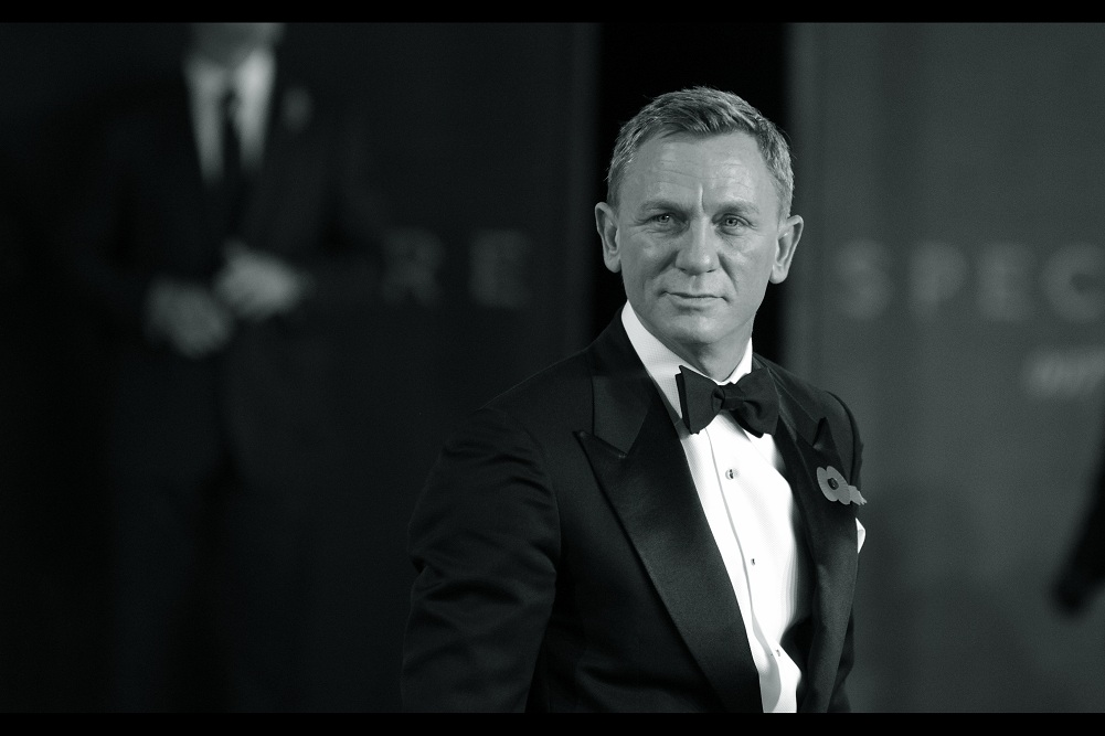 You know his name..... and possibly you're wondering, if he stops playing Bond, might he resume work on that 2nd and 3rd  Girl With the Dragon Tattoo  movie, that 2nd and 3rd Golden Compass movie or  another Tintin movie .... or maybe even that unexpected  Cowboys & Aliens  sequel nobody necessarily asked for.