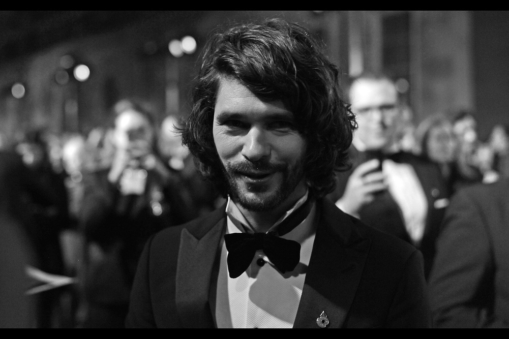 I've photographed Ben Whishaw at premieres as disparate as  'Skyfall' ,  'Cloud Atlas' ,  Paddington , and during the just-finished  London Film Festival at 'The Lobster' .