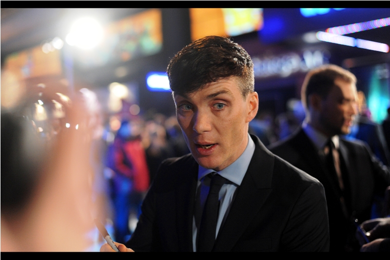 """In Time? Good movie.. pity nobody remembers it"" . Cillian Murphy is possibly best known for playing Dr Crane / The Scarecrow in  Christopher Nolan's Dark Knight Trilogy,  but he was also in  'In Time' with Justin Timberlake and Amanda Seyfriend  and a TV show called 'Peaky Blinders' which I have not watched."