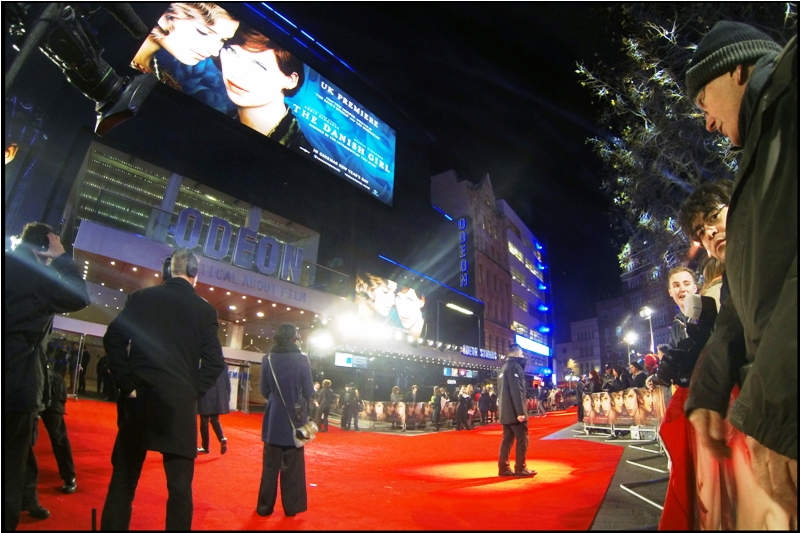 The red carpet is set, I've declined the opportunity to watch the film, and apparently Mr Impact and DJ Pain Au Chocolat will not be warming up the crowd so it'll start slightly earlier, with slightly less making-of-noise than usual.