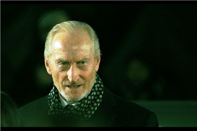 Charles Dance is best known for playing the vicious (yet arguably very cool) -and arguably dearly departed- Tywin Lannister in Game of Thrones.