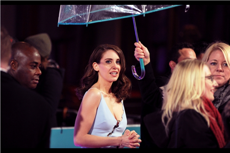 There is a  second  love that dare not speak its name: that of the love of a grown-ass man for The Lego Movie (2014). Also, because it bears noting : Alison Brie = Very Pretty.