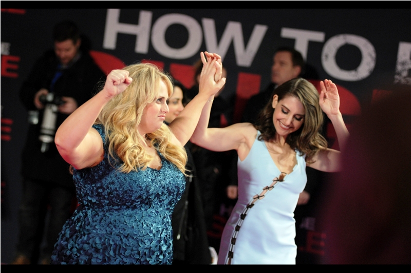 I'm not sure I've ever wanted to be Rebel Wilson this much before... not even to hang out with Anna Kendrick shooting Pitch Perfect sequels.