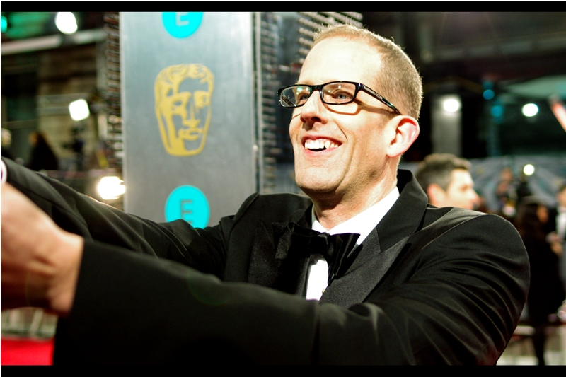 Pete Docter won an Oscar and Bafta for directing the  Pixar Movie 'Up'  (still the only premiere for a movie I've been to where nobody from the movie showed up), and this evening he added a Bafta for  the Pixar movie 'Inside Out'  which was a great film.