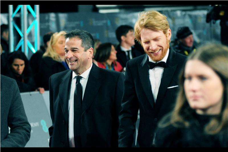 """""""Not even a prize for prolificacy""""  - Domhnall Gleeson's contribution to cinema in 2015 was pretty spectacular, given he was in all of 'Ex Machina', 'Brooklyn', 'Star Wars The Merchandise Awakens' and 'The Revenant'. I, meanwhile, am going to claim I just made up 'prolificacy' and will sue you if you use it without permission. Feel free to steal the photo, though. It's not that great."""