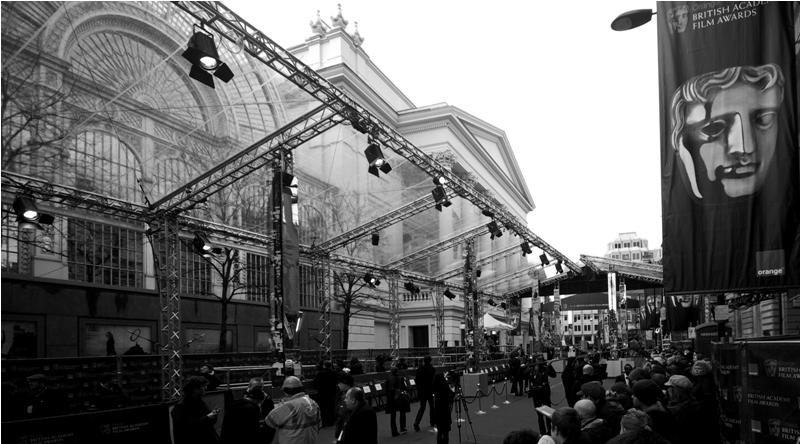 Baftas Royal Opera House