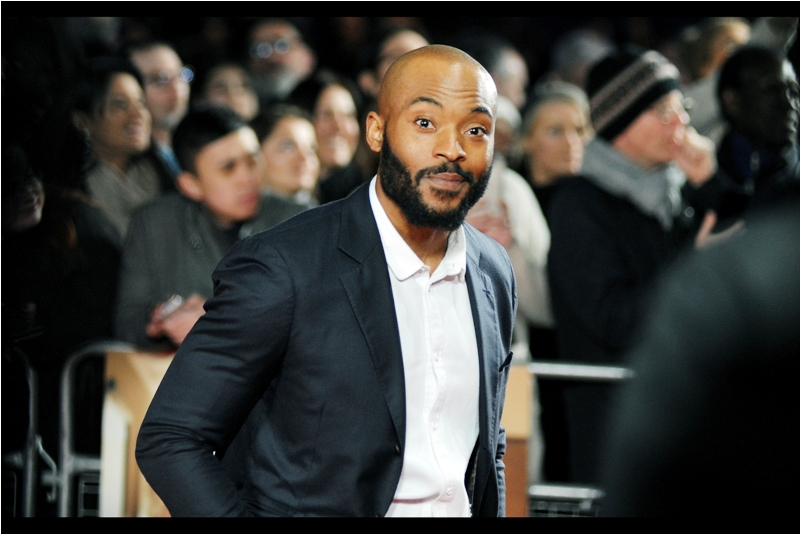 Arinze Kene is arguably best known for being in 41 episodes of Eastenders, but he wears (a) a lack of tie, (b) a lack of hair AND (c) luxurious beard... all better than I do. And I'm wearing a jumper and beanie right now.... this is roughly as good as I  ever  look.
