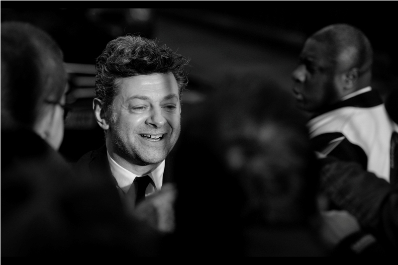 """""""Yeah, I think it's a dumb name too. But Disney's cheque cleared so my objections are at this point negligible""""  Andy Serkis is currently playing the improbably / hilariously non-threatingly named """"Supreme Leader Snoke"""" in the Star Wars sequel trilogy."""