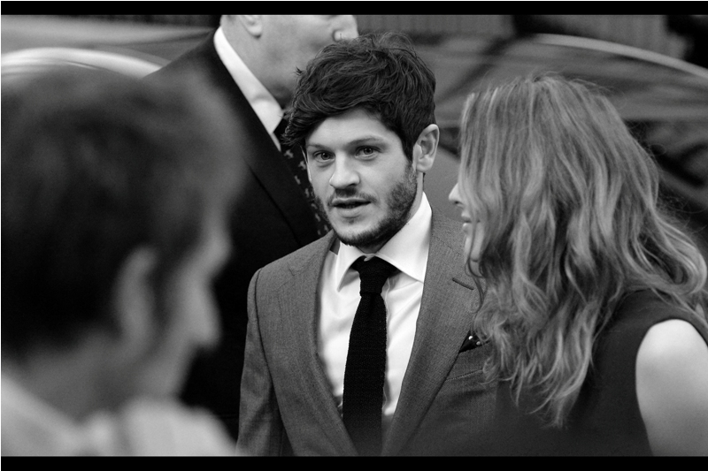 """""""Do you hate me in the sense that you love to hate me?""""  Iwan Rheon is (still, and surprisingly) best known for his role in Dexter Fletcher's rather excellent  """"Wild Bill (2011)"""" , and not his vile and nasty turn as Ramsay Snow/Bolton in Game of Thrones."""