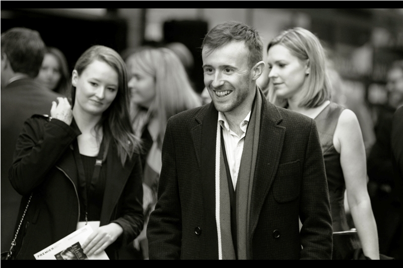 """""""I""""m not the writer and yet I'm wearing a scarf. Sorry about that"""" . John Heffernan (fourth of his name on imdb.com) is in numerous TV series which, given I don't watch TV unless it's Sherlock or Game of Thrones, sadly means I've never previously heard of him."""