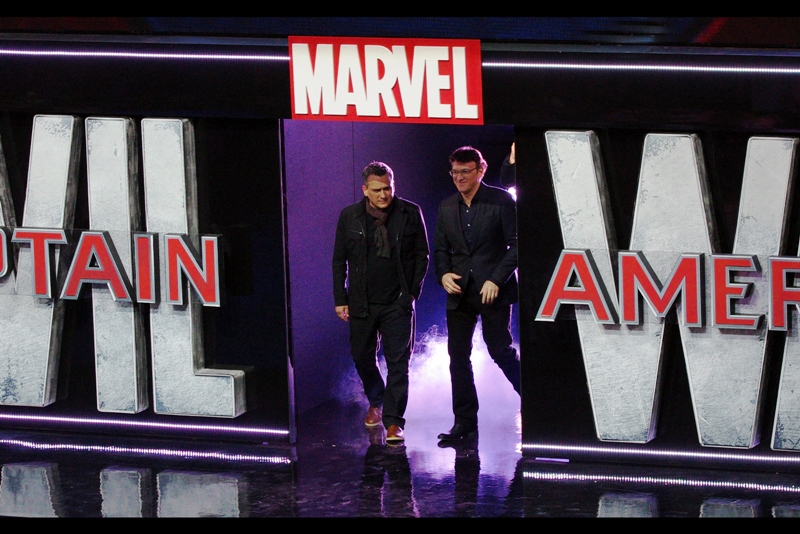 Anthony and Joe Russo co-directed this movie, as well as the (rightfully) very highly regarded  Captain America Winter Soldie r. My brother and I mostly collaborate on Christmas and Birthday presents for family members. That goes really well, but the budget isn't exactly Marvel-size...