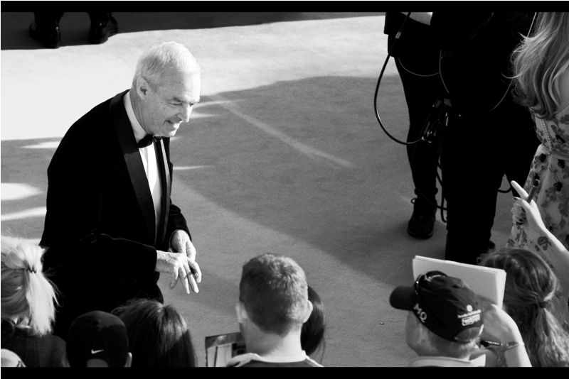 If my halting memory of  last year's TV Baftas  is accurate, this is Jon Snow! (I'm celebrating my lack of clear memory more than the exciting fact that his name is also a character on Game of Thrones who recently returned from the dead, which is pretty rare in that charnel house of a TV show)