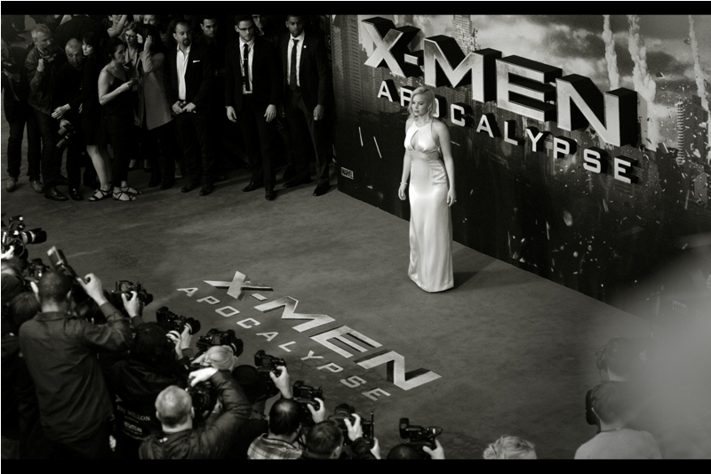 """I'm still hoping to find out that 'Winters Bone' is part of the X-Men shared cinematic universe. Every cinematic universe could use more redneck hicks.."""