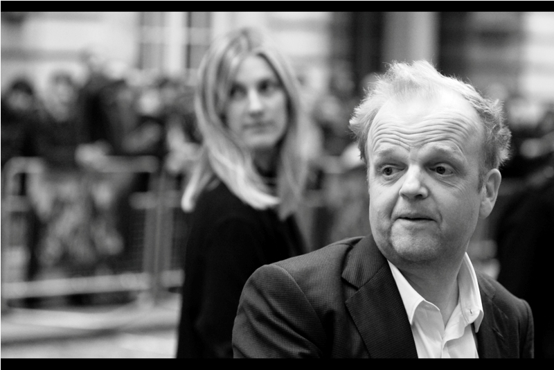 """""""Has everybody forgotten The Hunger Games already?""""  I'm kind of peckish myself, but indeed Toby Jones played Stanley Tucci's sidekick in the  first ,  second  and (uncredited)  fourth  films in the franchise."""