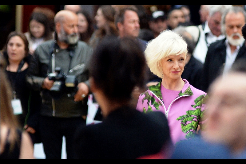 Jane Horrocks is in this film, and I'm torn between either checking on imdb.com for any other films she might have been in, or scanning in the colour of her tracksuit and seeing what it's called.