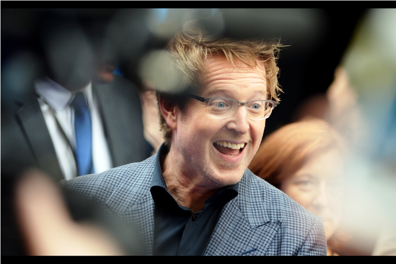 """""""You're looking forward to Toy Story 4?? So are Disney's accountants!""""  - Andrew Stanton not only directed (and wrote) Wall-E, he also wrote the original story and screenplays for all the Toy Story Films AND along with writing and directing Finding Nemo, was the voice of the sea turtle Crush in that movie!"""
