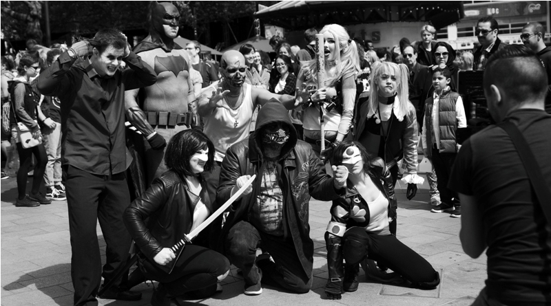 suicide squad cosplay