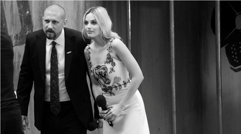 David Ayer Margot Robbie