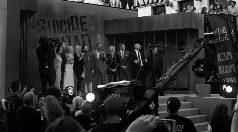 Suicide Squad London Premiere