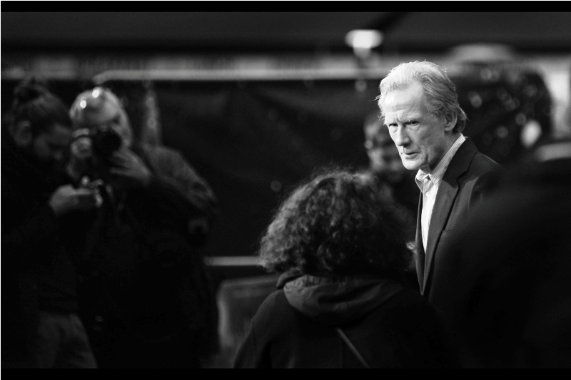 """""""What does an ancient vampire / squid pirate captain / magical head of state / planetary designer / rock star / pirate radio station boss have to do to get some free popcorn in this house?""""  Bill Nighy, who is all of these things and more, is first to arrive."""