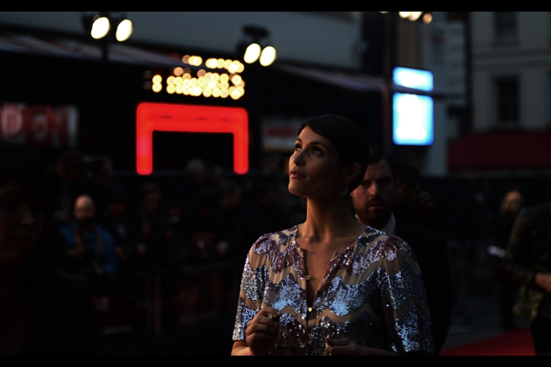 """Oh, that's right. I was in that movie! By which I mean THIS movie""  - Gemma Arterton was also in the James Bond film  ""Quantum of Solace""  (where I photographed her poorly),  ""The Boat that Rocked""  (where I photographed her poorly) and at least one recent(ish) Olivier Awards ceremony (wher I photographed her mostly side-on)."
