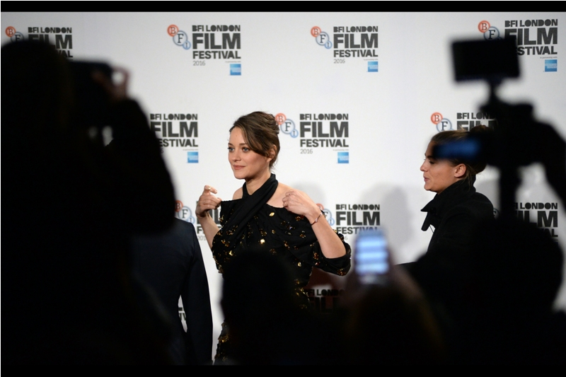 "I last photographed Marion Cotillard at  the premiere of ""Two Days, One Night"" , and prior to that  the massive premiere for ""The Dark Knight Rises"" back in 2012"