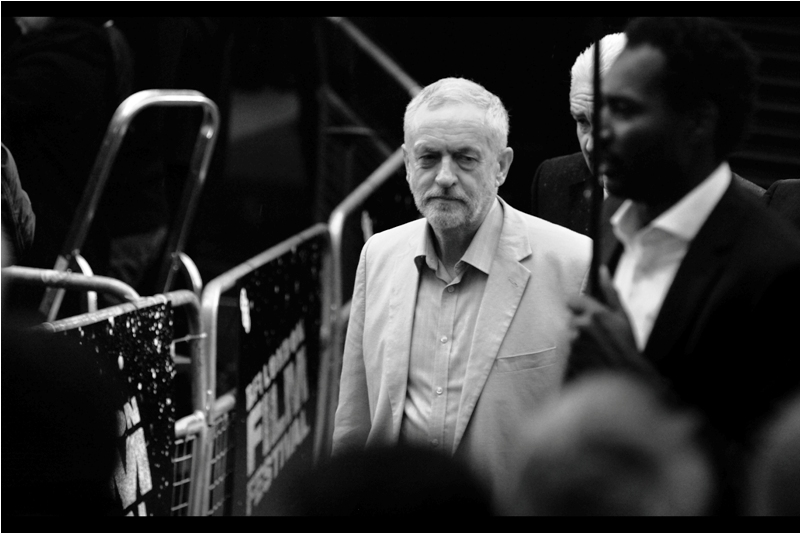 "Looking precisely like the kind of dynamic leader who barely held onto the Labor Party leadership when he refused to leave, as well as a charismatic opinionated political powerhouse whose campaigning for the UK to stay in the European Union could at best be described as ""mild and disinterested"", it's Labor Leader Jeremy Corbyn."
