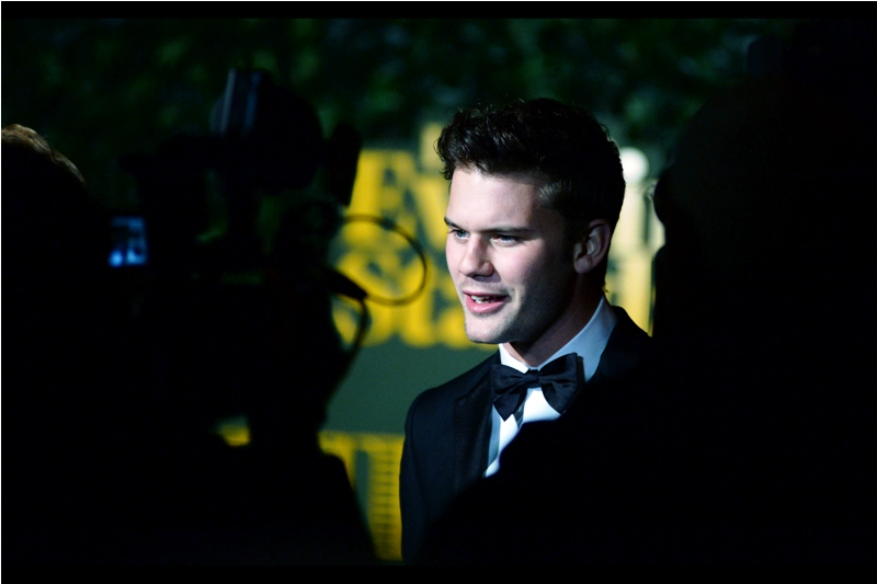 """""""No.... neither DC nor Marvel have as yet called, but thanks for asking"""" -  Jeremy Irvine"""