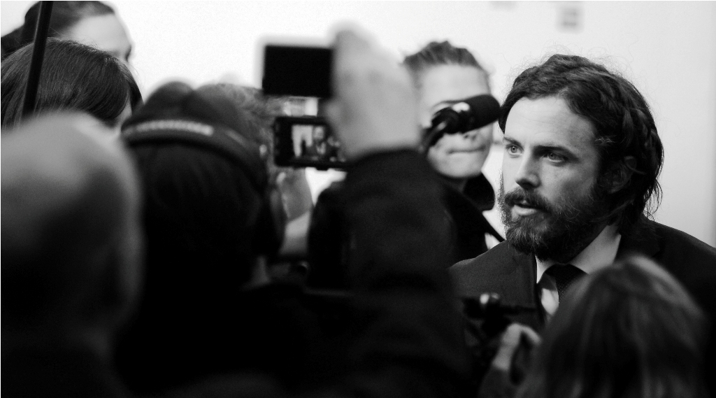 October 8th - BFI London Film Festival for  'Manchester by the Sea'