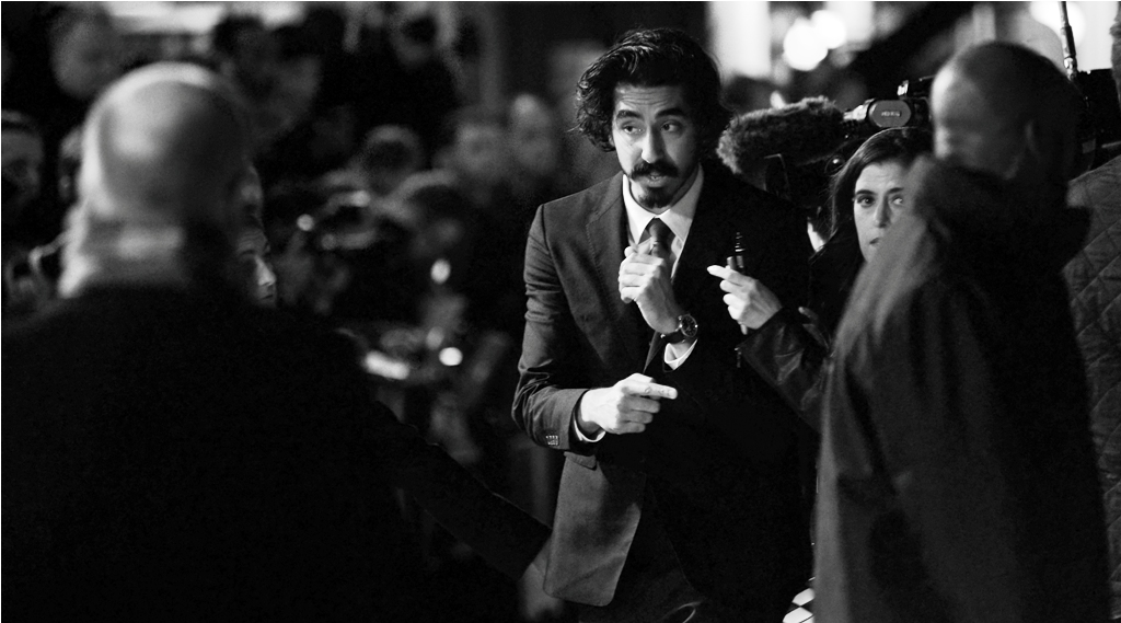 October 12th : BFI London Film Festival for  'Lion' - great film.