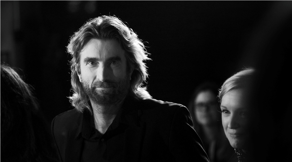 "October 16th : The BFI London Film Festival Closing :  ""Free Fire"" - didn't like the movie much, but I do like that photo of Sharlto Copley."