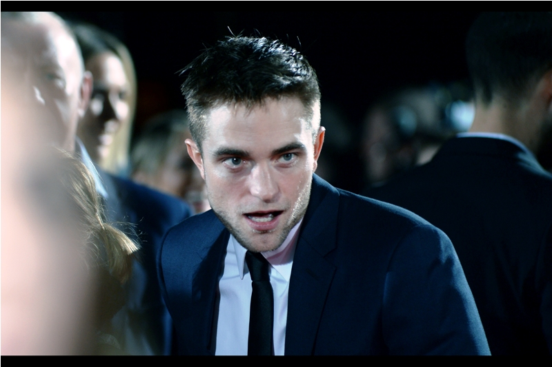 """OMG - I was in those movies, wasn't I?""  - Robert Pattinson, also sometimes known as R-Patz, is arguably best known for being in the first and  last twilight movies  (well played, imdb.com) - but also as Cedric Diggory in Harry Potter and the Goblet of Fire."