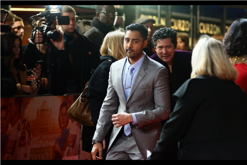 """She says you're gorgeous. You gotta leverage that, bruv""  Manish Dayal is in this movie, and was also the male lead opposite Helen Mirren in ""The Hundred Foot Journey"" which I thought was a very enjoyable movie."