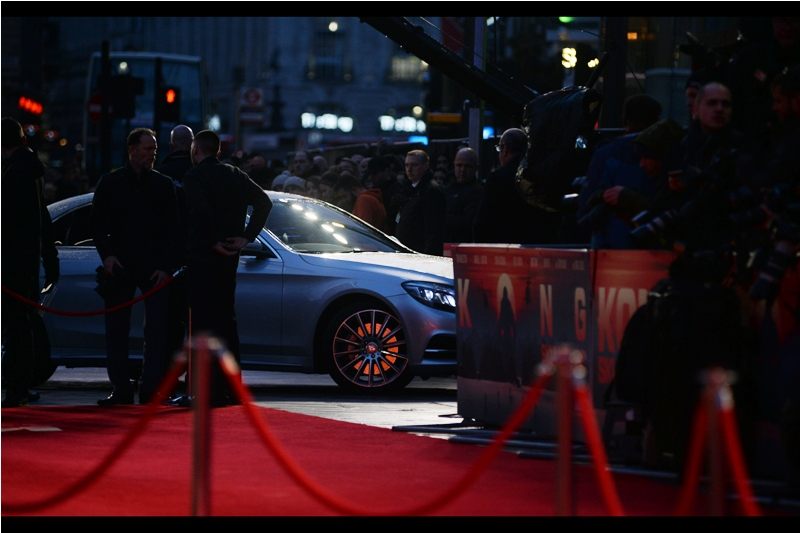 A car pulls up, and in the event that the occupant of it is not Tom Hiddleston, whoever it is will feel a chill of disapproval they did nothing to deserve but is nonetheless sincere.