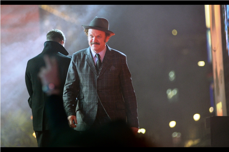 John C Reilly actually has an Academy Award nomination to his credit (Best Supporting Actor, Chicago, 2002). His hat, meanwhile, which I'm still somewhat fixated by, allegedly once killed a crocodile by drowning it in its own blood. Or so I hear.
