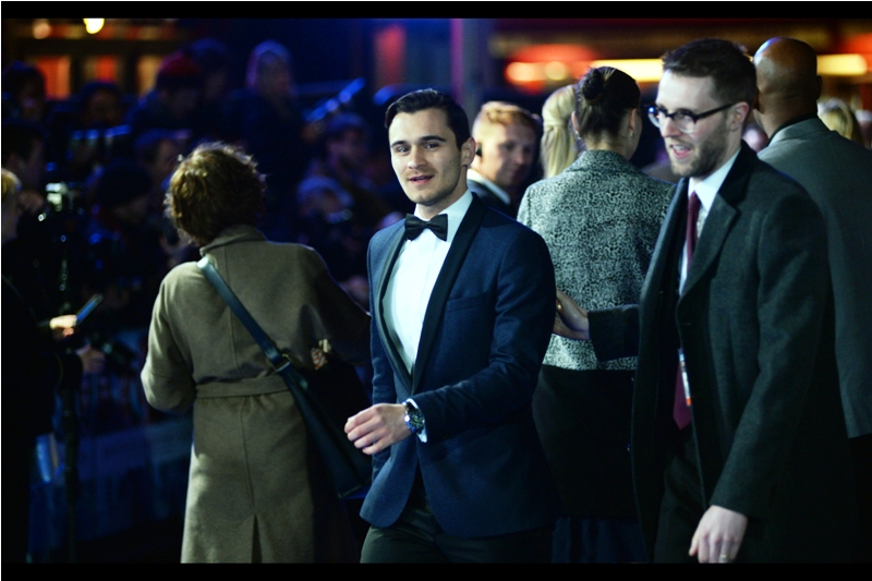 """""""I see none of you dressed formally for this occasion, opting instead to either stay warm or freeze in casual comfort. Well the joke's on you : this bow tie is thermally insulated""""  - Julian Kostov is also in this movie."""