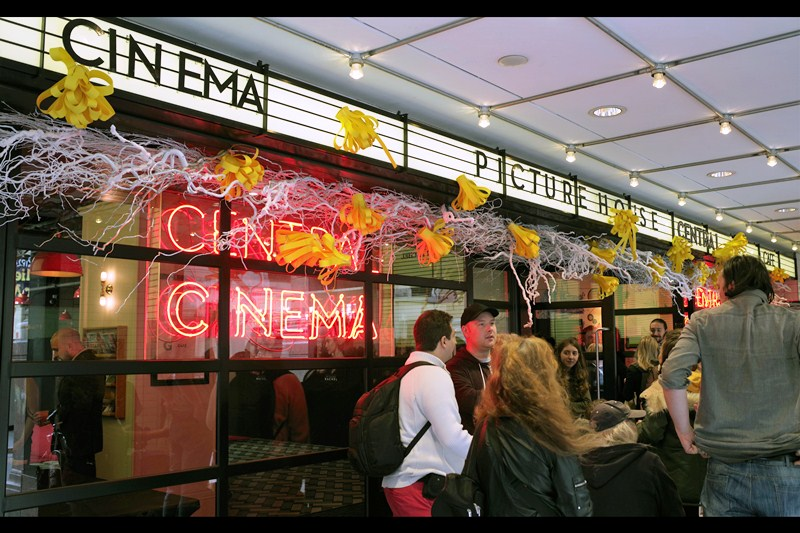 """The Picturehouse Central disappointed me gravely last week when their """"International Premiere"""" for the Sundance London Festival Opening had pens and security (and members of the public) present, but no stars deigned to walk in via the front door."""