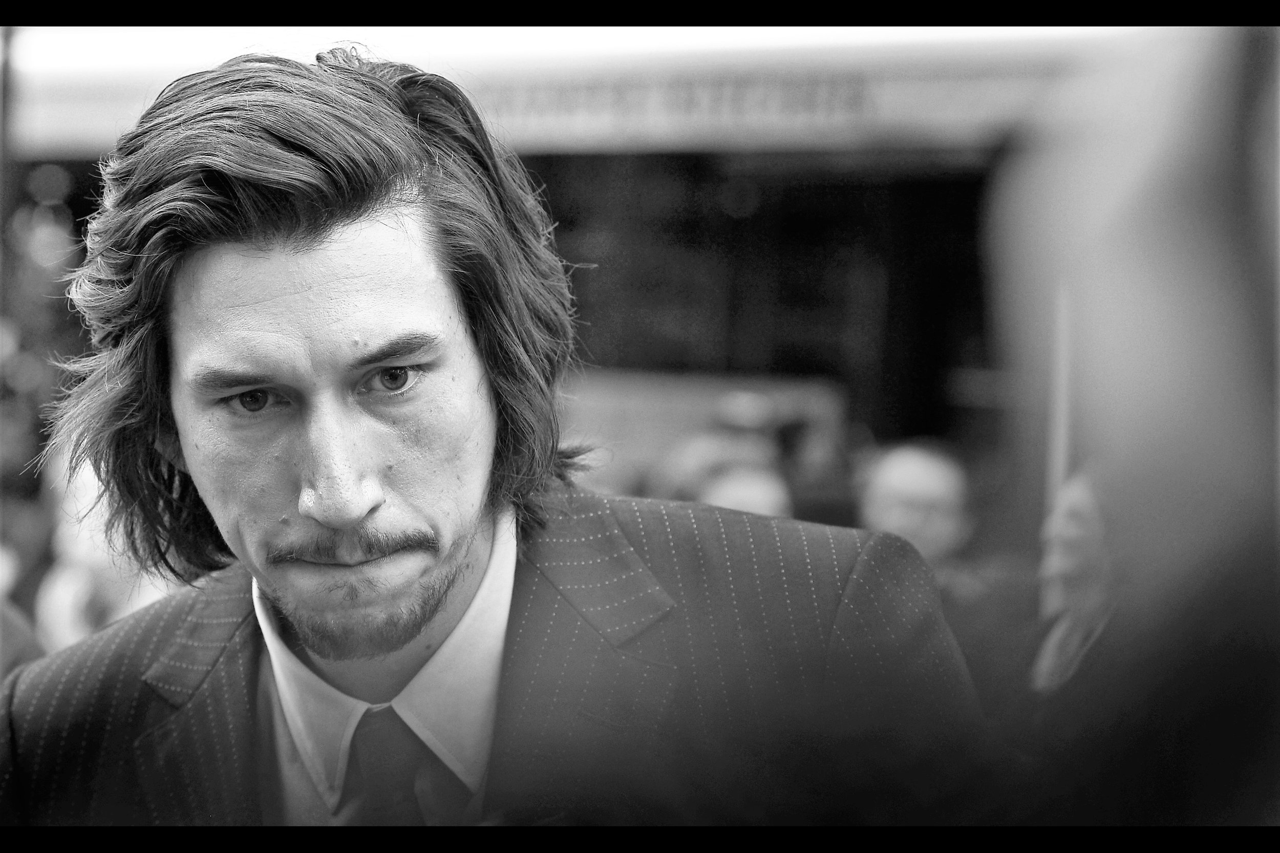 Kylo Ren : Misunderstood Complex Villain, or Whiny Patricidal Emo Trying Desperately To Appear Edgy? - only your version of photoshop's black'n'white filter knows for sure.