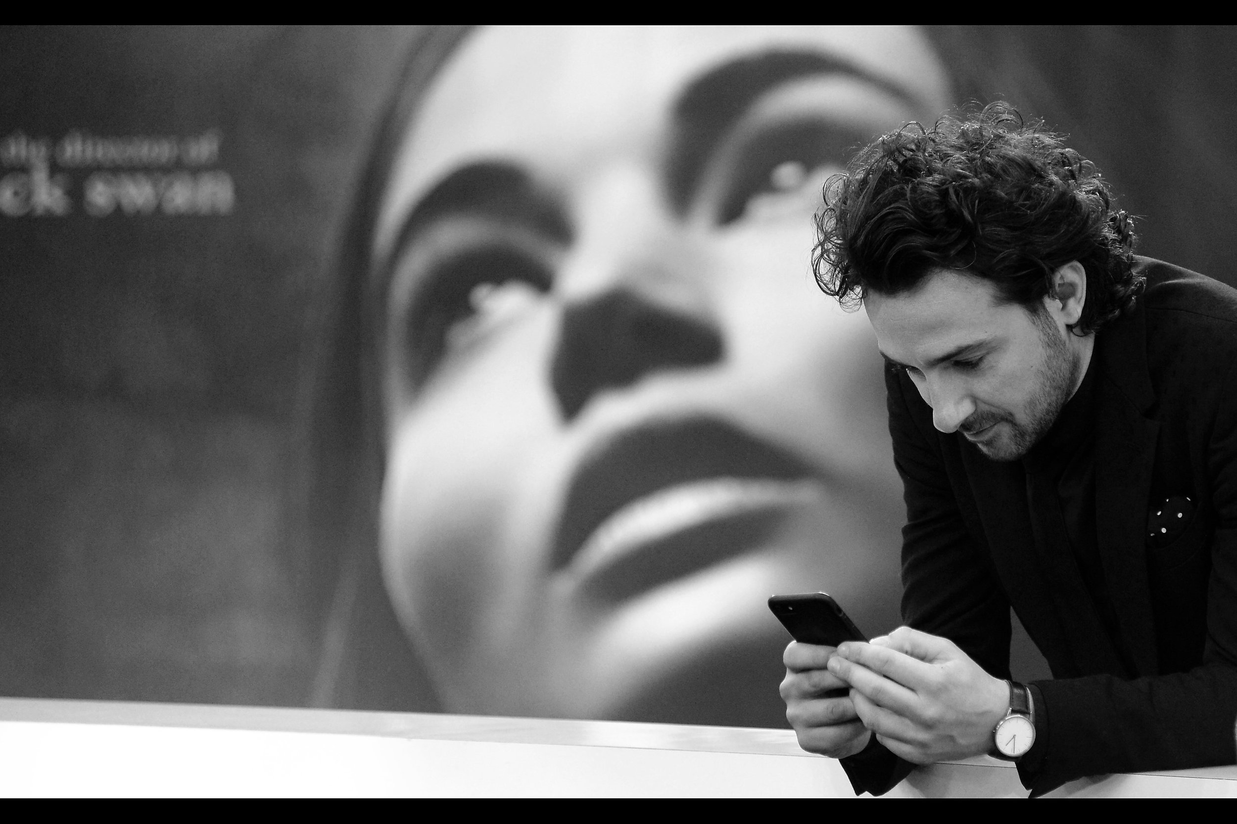 """Dear Diary. That giant image of Jennifer Lawrence seems tofollow me wherever I go. Please don't EVER make it stop..."""