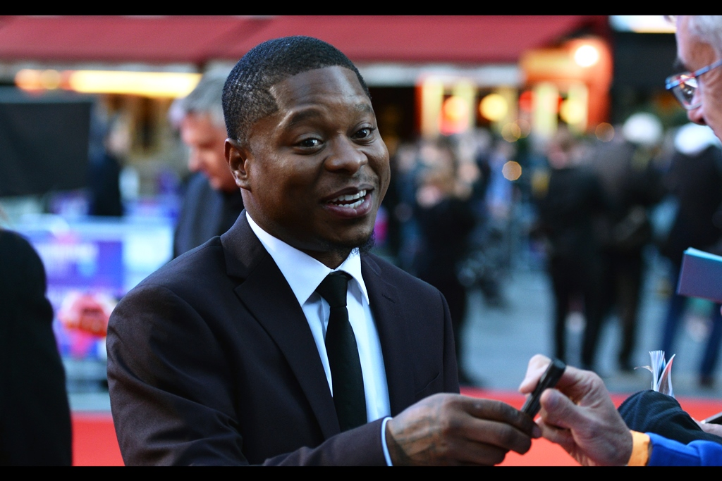 Jason Mitchell played the part of Eazy-E in 'Straight Outta Compton' - one of the movies I enjoyed so much that   I decided to set up a 'quotes for the poster' section on this website   in the hope that one day something I write graces the cover of a DVD or movie poster.  They probably won't use my quotes for Batman v Superman or The Force Awakens, though....