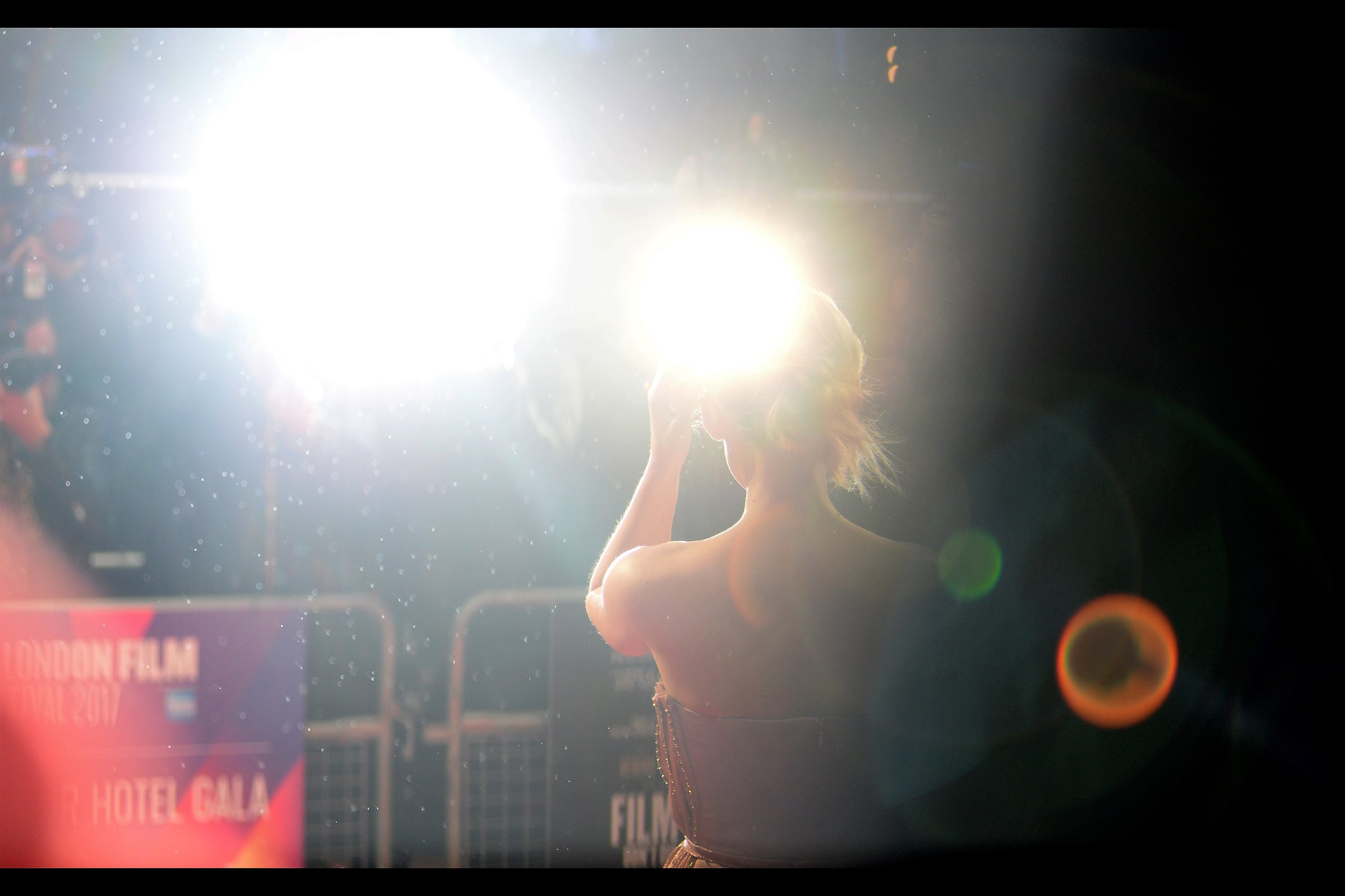 Lens Flare!! (I'm a fan... and since I use a Nikon with extreme focal length, I don't get it all that often)