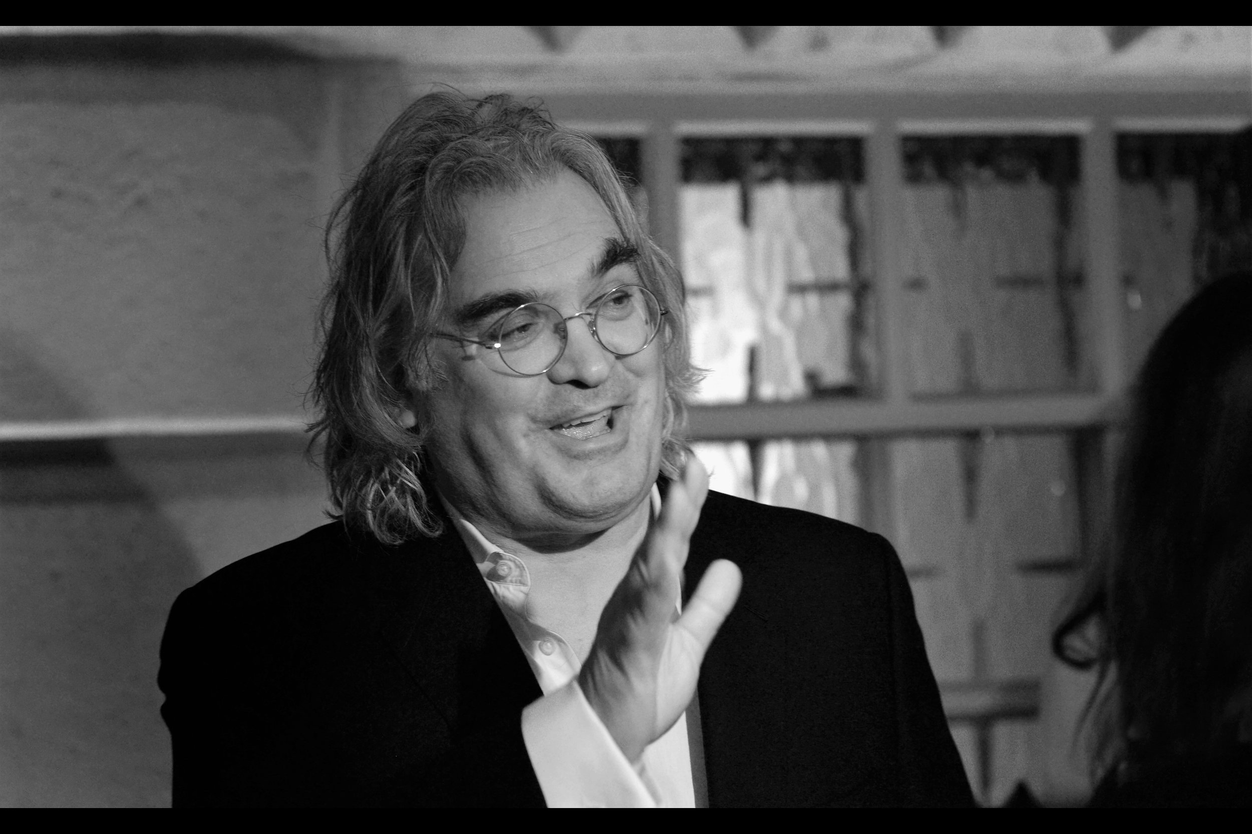As at 22:44 on the evening of the awards, I am not yet aware of who won it/them. However, it was known in advance that Director Paul Greengrass would be awarded a BFI Fellowship on the night. And if even I knew it despite my strong anti-spoiler status, he probably did too.