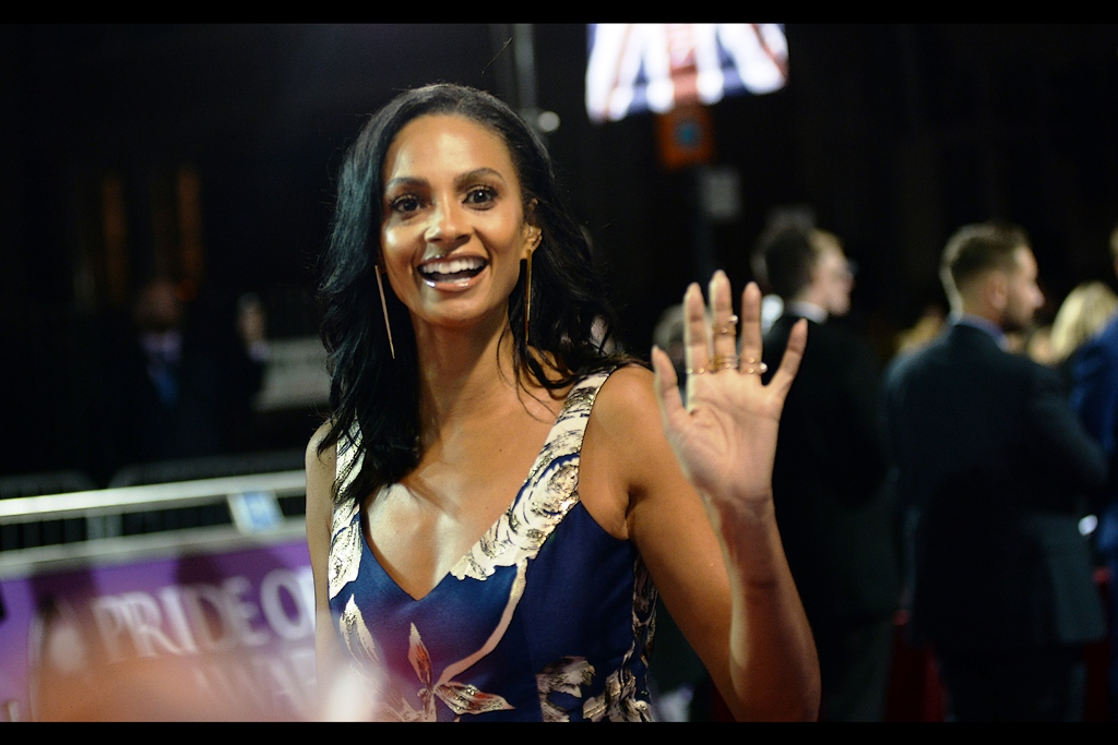I know who Aleesha Dixon is! (and knowing this makes me feel like I have accomplished something non-movie related in London for the past five years...)