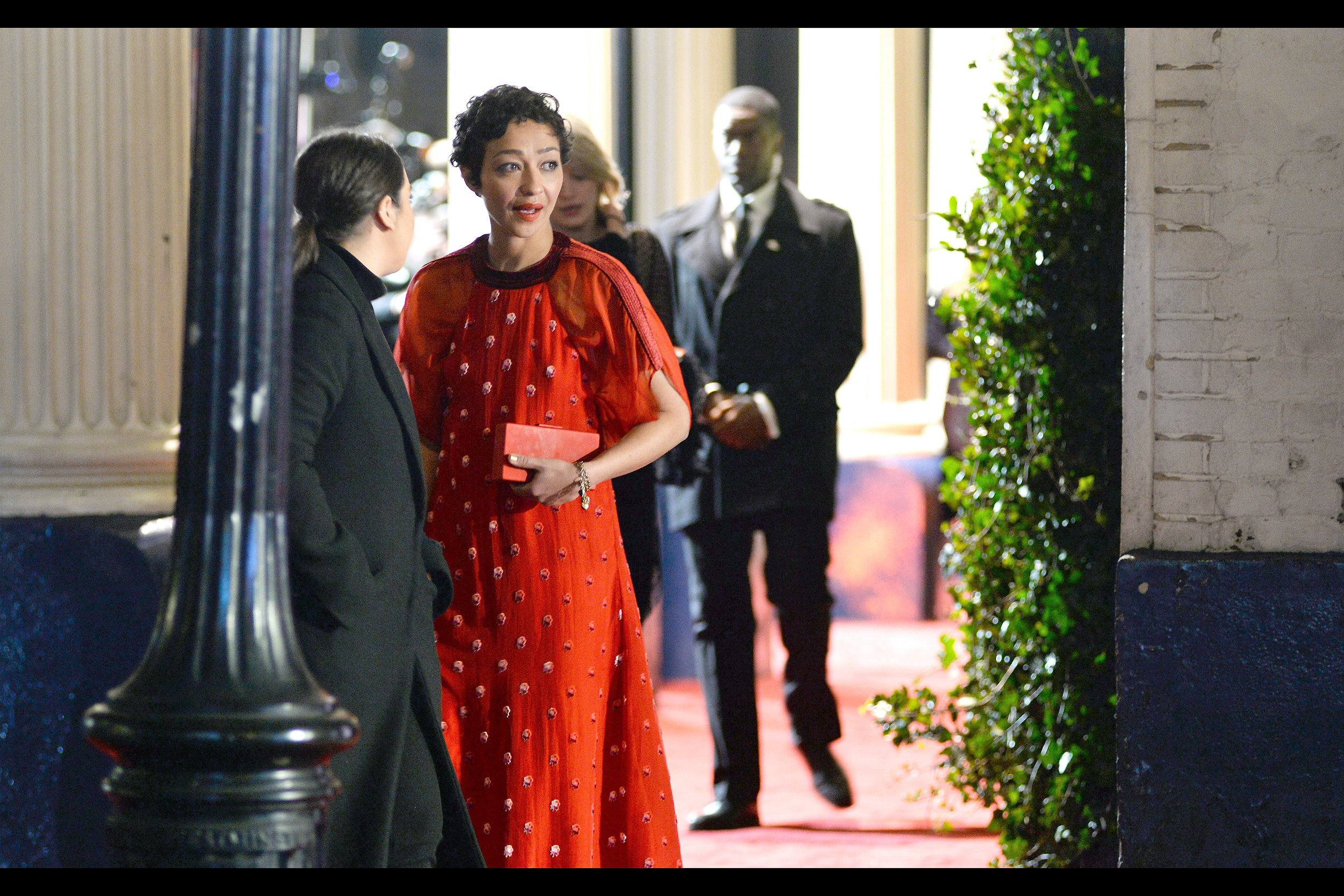"""This is Ruth Negga. That's all I've got right now.  (edited to add : apparently I should be watching """"Preacher"""" on something called """"Prime""""- thanks, Konstantin!)"""