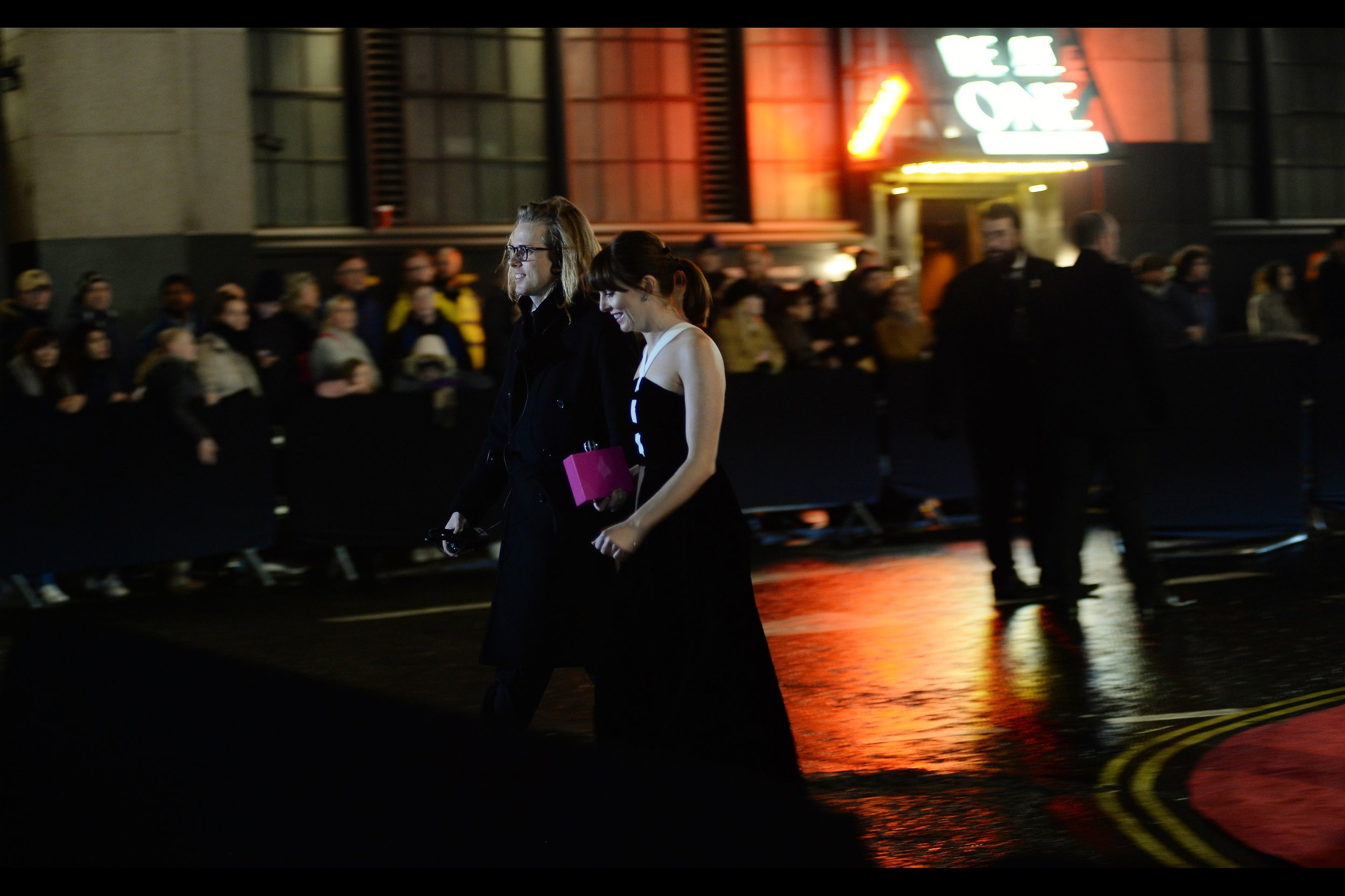 """Once heard, it's hard to claim you've never heard of the name """"Ophelia Lovibond"""". I think I last (or perhaps best) photographed her at   this year's TV Baftas."""