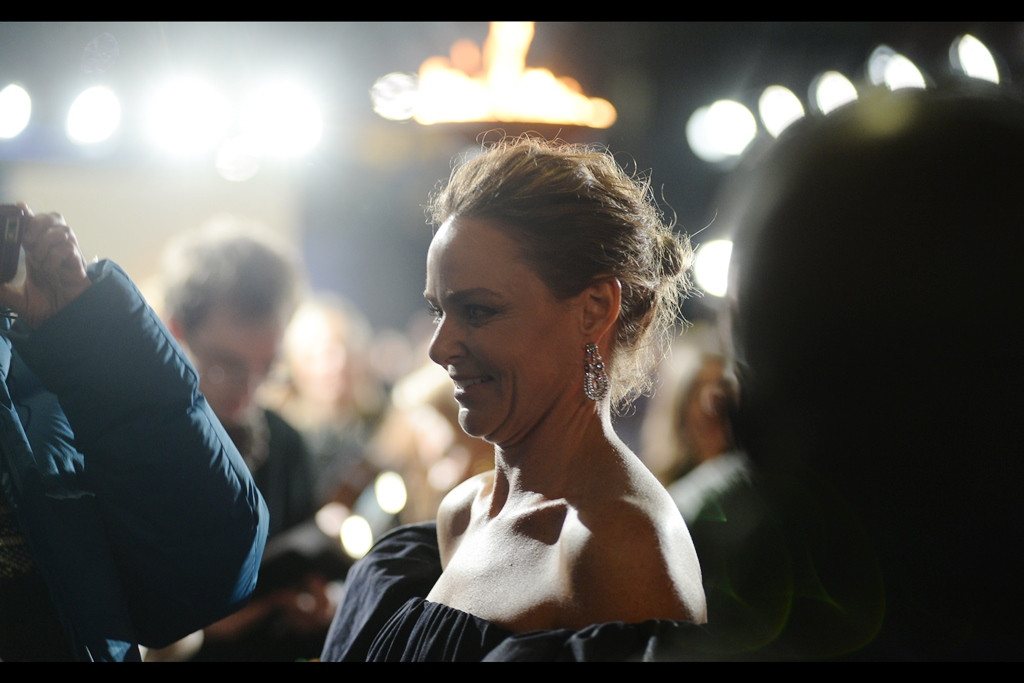 """""""Pink told you that's how people say hello in LA? I've been there and I'm not sure...""""  - designer Stella McCartney"""