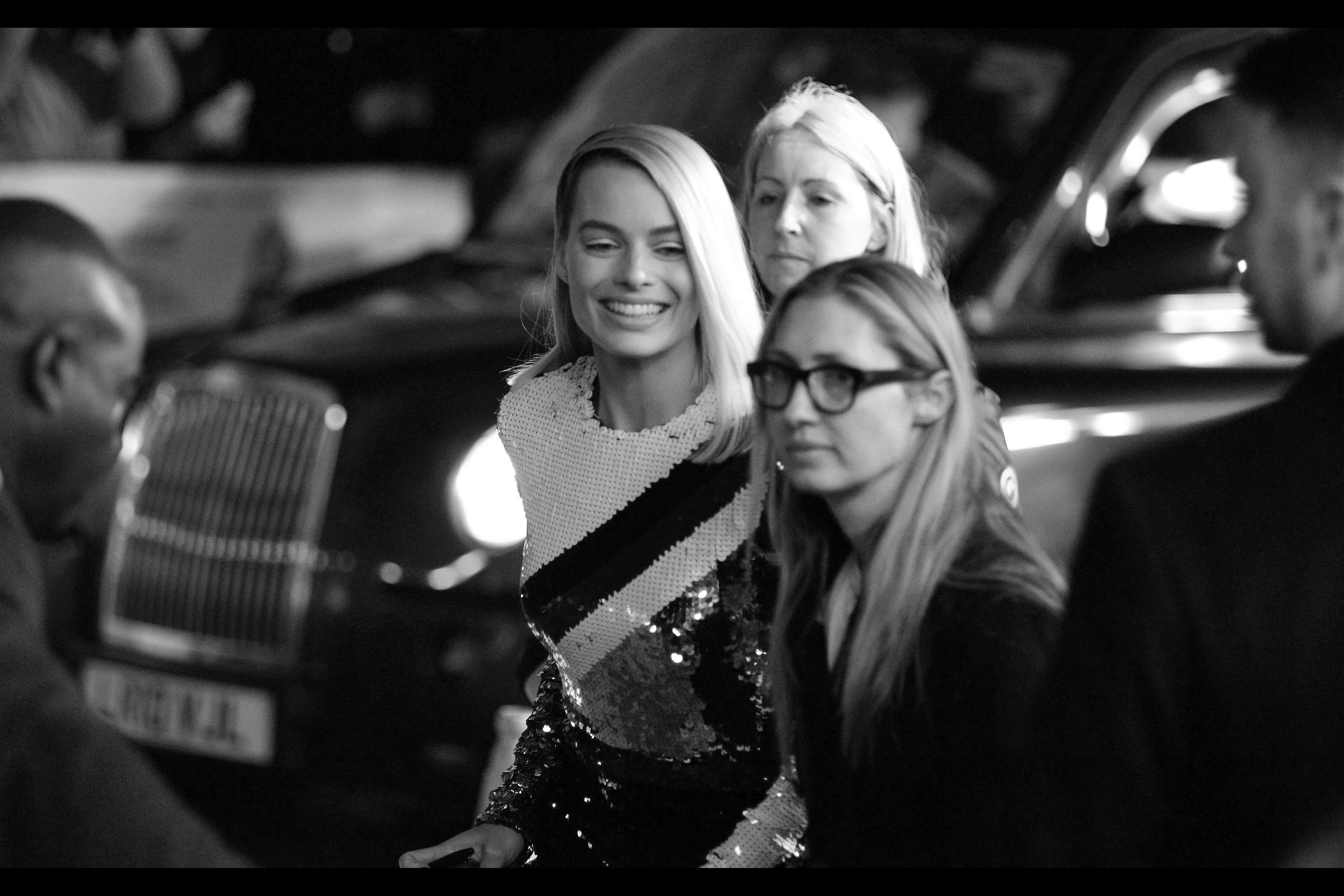 """""""I'm guessing none of you brough   """"Z for Zachariah"""" stuff for me to sign?""""  It's Australia's own Margot Robbie - I've been fortunate enough to photograph her at premieres ranging from    """"Suicide Squad""""    and    """"Focus""""    (both with Will Smith), to """"   Legend of Tarzan   """" and    """"Goodbye Christopher Robin""""   ."""