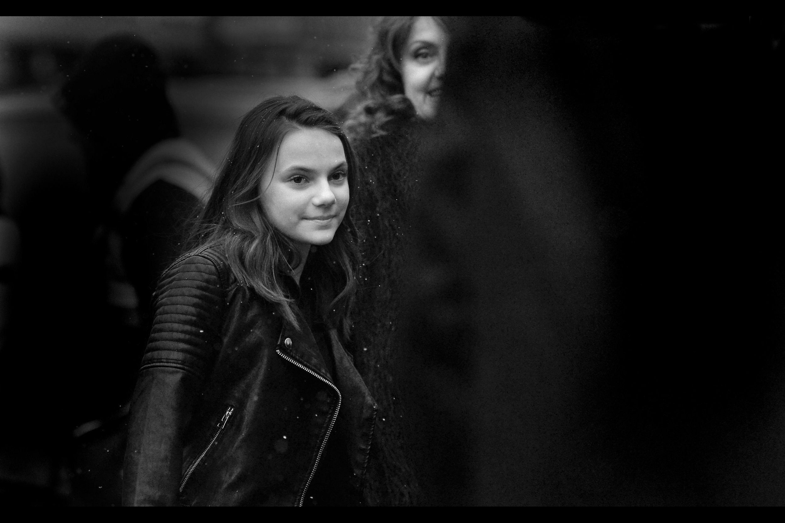 """Our first 'real' arrival is very cool : young Dafne Keen plays Laura/X-23 in the Wolverine movie """"Logan"""", which never had a premiere in London, and also represented a great send-off for a character that never really had a great movie prior to that one."""